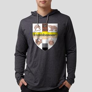 KW SHIELD Mens Hooded Shirt