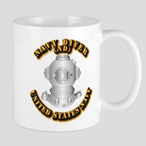 Navy - Rate - ND Mug