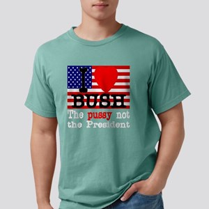 pussynotpres Mens Comfort Colors Shirt