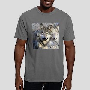 Wolf Art Mens Comfort Colors Shirt