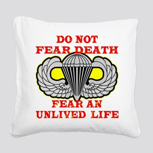 wht_Airborne_Do_Not_Fear_Death Square Canvas P