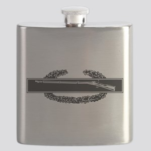 wht_Combat_Infantry_Badge Flask