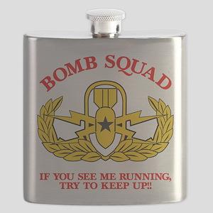 wht_Bomb_Squad_Run_Keep_Up Flask