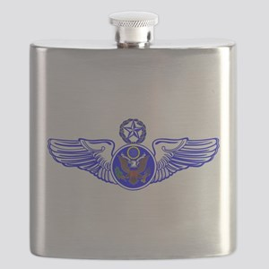 Chief_Enlisted_Crew_Badge_002 Flask
