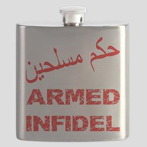 wht_arabic_armed_infidel Flask