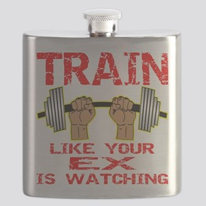 Train Like Your Ex Is Watching Flask