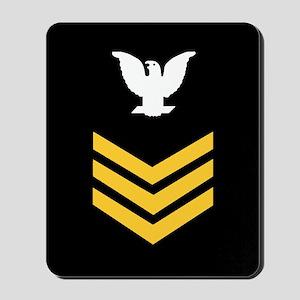 Petty Officer First Class<BR> Mousepad 3