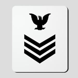 Petty Officer First Class<BR> Mousepad 2
