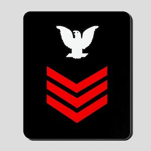 Petty Officer First Class<BR> Mousepad 1