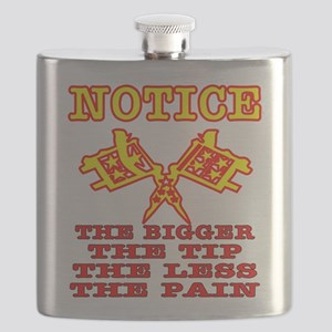 wht_Bigger_Tip_Less_Pain Flask