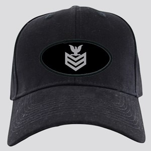 Petty Officer First Class<BR> Black Cap 2