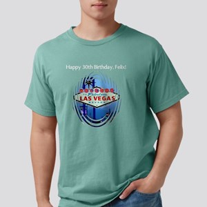 night sign a Mens Comfort Colors Shirt