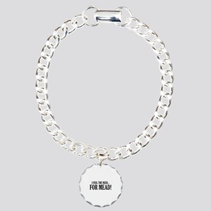 The Need For Mead Charm Bracelet, One Charm