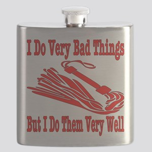 Flogger; I Do Very Bad Things Flask