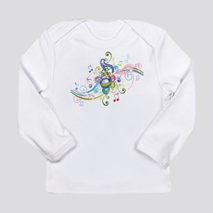 Music in the air Long Sleeve Infant T-Shirt