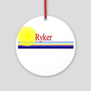 Ryker Ornament (Round)