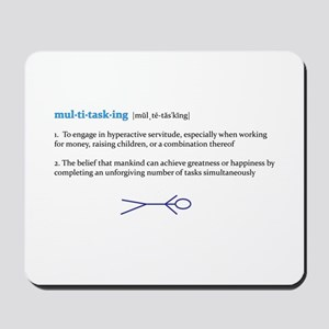 Multitasking Mousepad