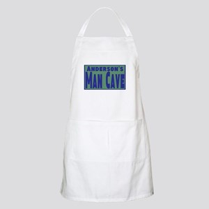 Personalized Man Cave Apron
