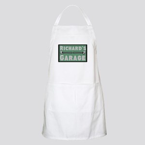 Personalized Garage Apron