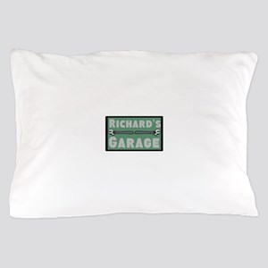 Personalized Garage Pillow Case