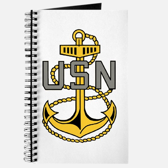 Chief Petty Officer<BR> Log Book 4