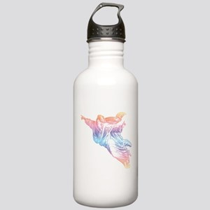 Colorful God Stainless Water Bottle 1.0L