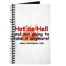 Hot as Hell Journal