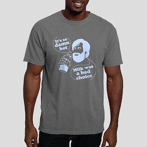 milk_black2 Mens Comfort Colors Shirt