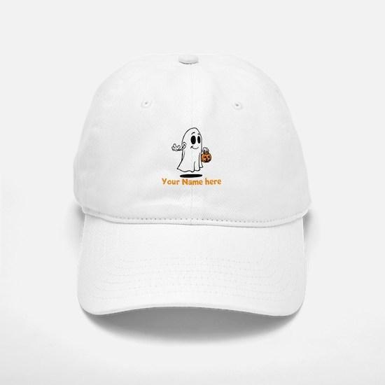Personalized Halloween Baseball Baseball Cap