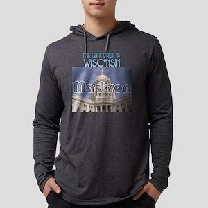 MadisonLeftTFNL Mens Hooded Shirt