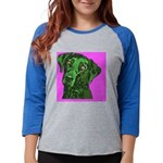 coaster2d.png Womens Baseball Tee