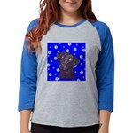 ornament.png Womens Baseball Tee