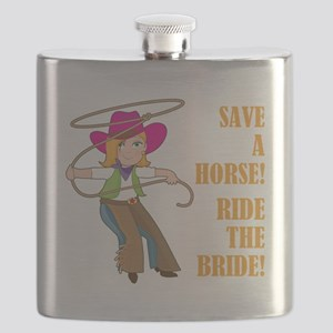 SAVE A HORSE! Flask