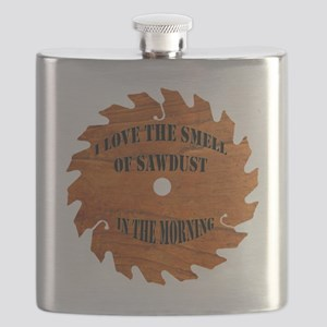 Sawdust in the Morning Flask