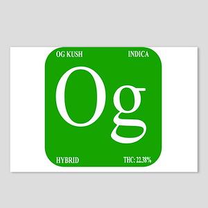 Elements - OG Postcards (Package of 8)