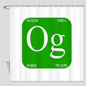 Elements - OG Shower Curtain