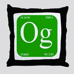 Elements - OG Throw Pillow