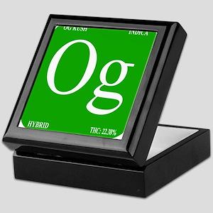 Elements - OG Keepsake Box
