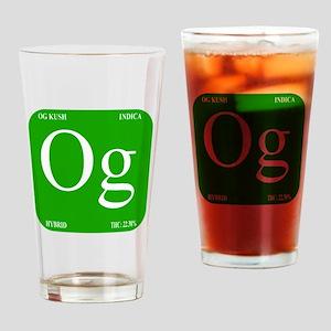 Elements - OG Drinking Glass