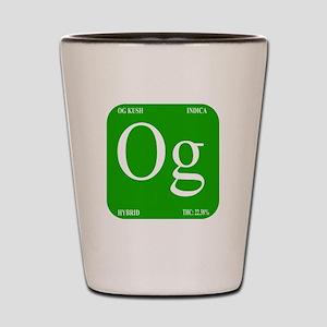 Elements - OG Shot Glass