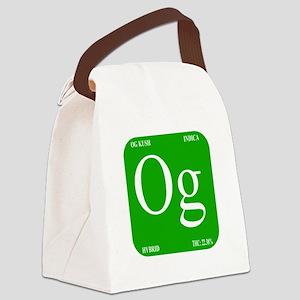 Elements - OG Canvas Lunch Bag