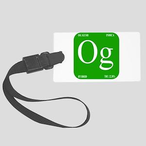 Elements - OG Large Luggage Tag