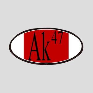AK-47 BLACK Patches