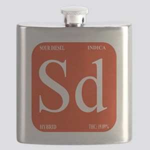 Sour Diesel Flask