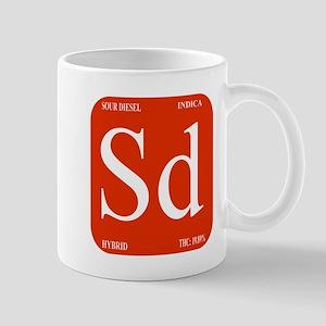 Sour Diesel Mug