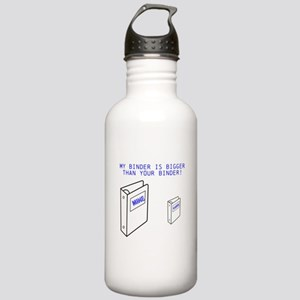 Mine is Bigger Than Yours! Stainless Water Bottle