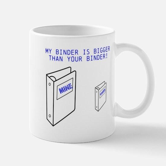 Mine is Bigger Than Yours! Mug