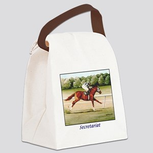 Secretariat Canvas Lunch Bag