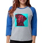 coasterc.png Womens Baseball Tee