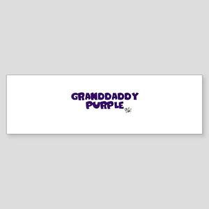 Granddaddy Purple Sticker (Bumper)